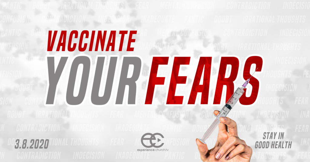 Vaccinate Your Fears