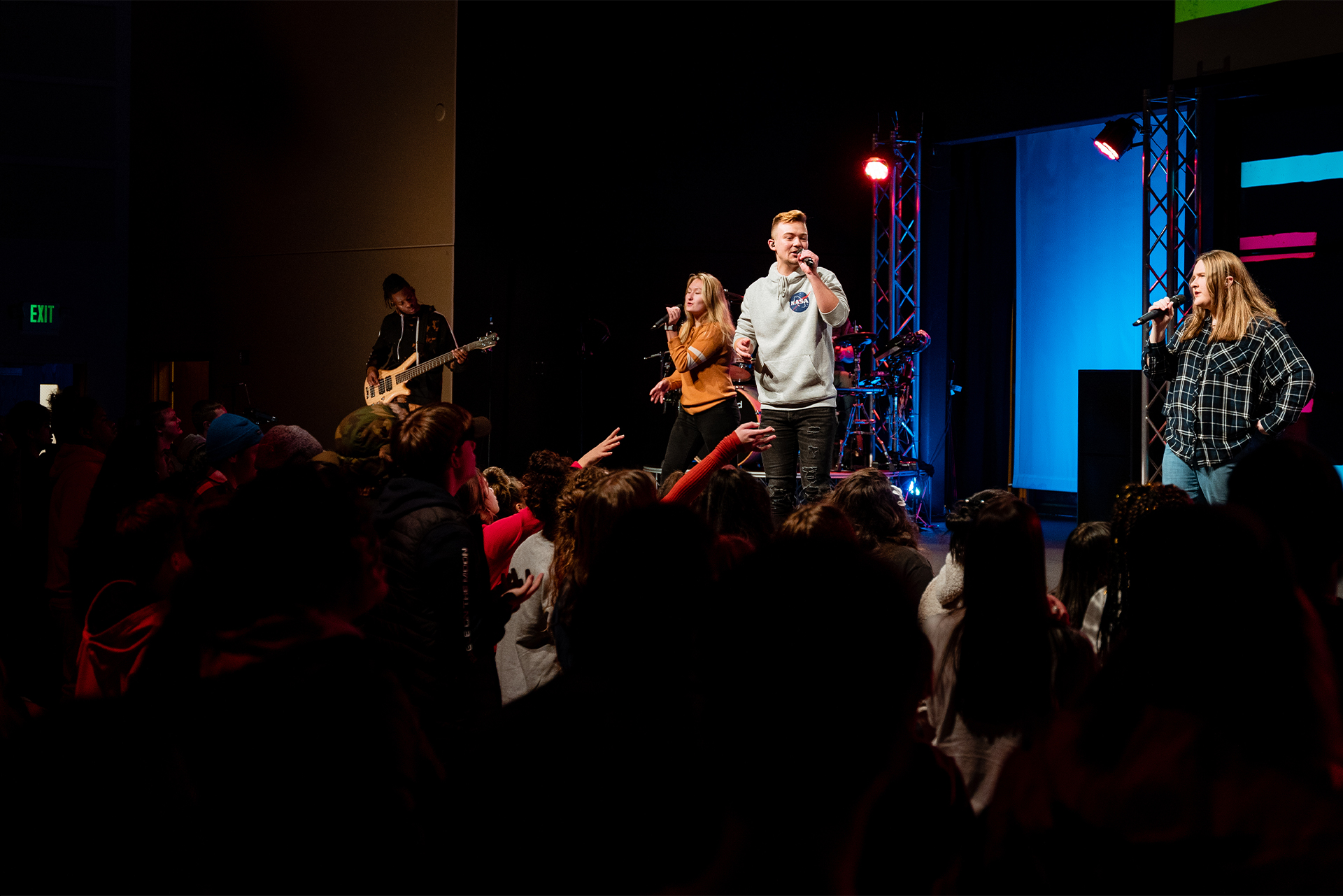 Experience Church.tv Youth Services Christian